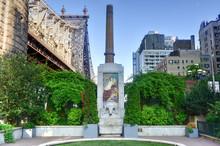 Evangeline Blashfield Fountain...