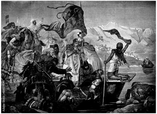 Photo Death - Medieval King/Emperor