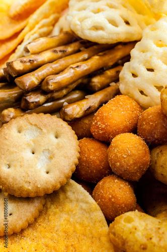 Fotografía  Ungesunde Snacks
