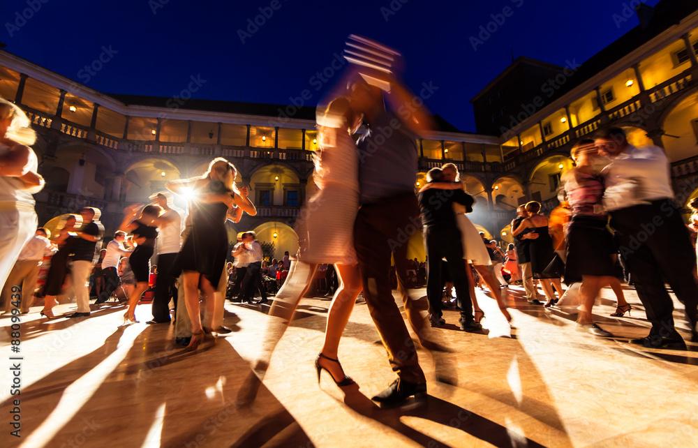 Fototapety, obrazy: Magie des Tango
