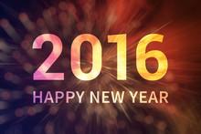 Happy New Year 2016 Invitation...