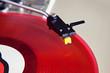Analog Stereo Turntable Vinyl Record Player Headshell Cartridge