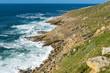 Cliffs at Jaizkibel, Basque Country (Spain)