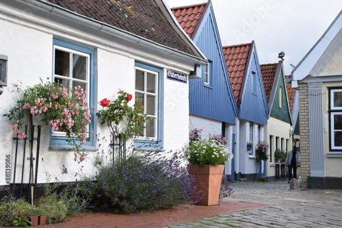 Fotografia, Obraz  Fischerhäuser Holm