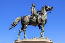 General George Thomas Civil War Statue Thomas Circle Washington DC