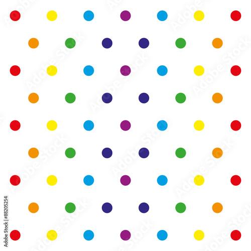 wzor-w-kolorowe-kropki