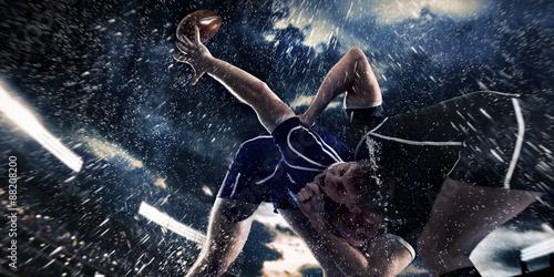 Fototapeta Rugby