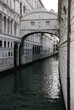 Bridge over the canal, Venice, Italy