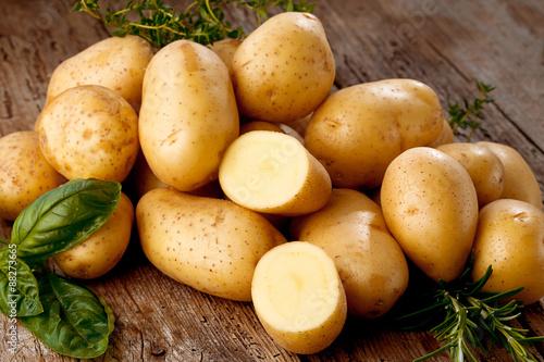 Fototapeta kartoffeln  obraz