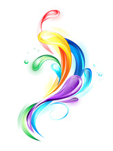 Rainbow Light Drops