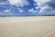 Sand beach, Pentrez Plage, Finistere, Brittany, France, Europe