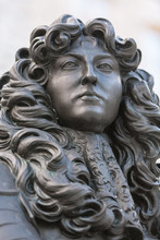 Statue Of King Louis XIV, At The Place Royale, Quebec City, Quebec, Canada