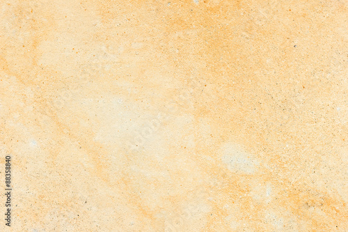 Pale Orange Concrete Wall Texture Background Paint Partly Faded