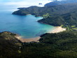 Flug nach Great Barrier Island, Neuseeland
