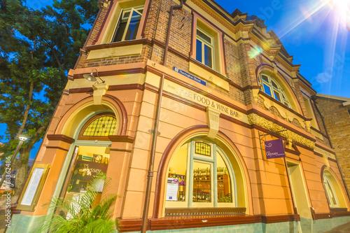obraz PCV Sydney Harbour Rocks Hotel