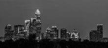 Charlotte North Carolina Night...