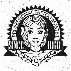 Homemade  tattoo t-shirt design