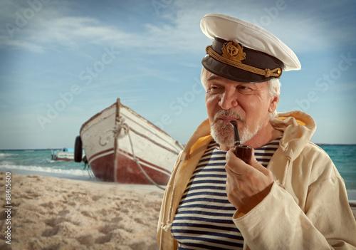 Fotografía  Captain