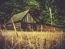 Rustic Farm Building
