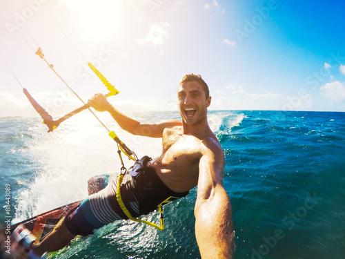 Kiteboarding, Extereme Sport