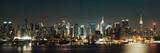 Fototapeta Nowy Jork - Midtown Manhattan skyline