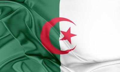 Zastava Alžira.