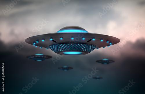 фотография  Ufo invasion