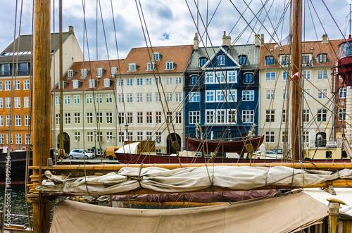 Nyhavn Denmark Poster
