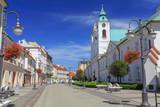 Fototapeta Miasto - Rzeszów - Stare miasto