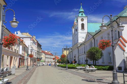 Obraz Rzeszów - Stare miasto - fototapety do salonu