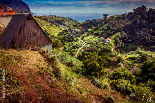 Madera - Pejzaż 15 - fototapety na wymiar