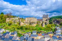 Village Larochette In Luxembou...