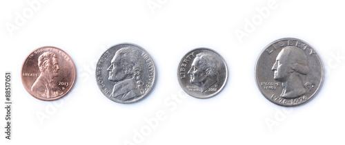 Fotografía  American Coins