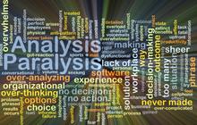 Analysis Paralysis Background ...