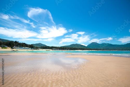 Fotobehang Oceanië beach