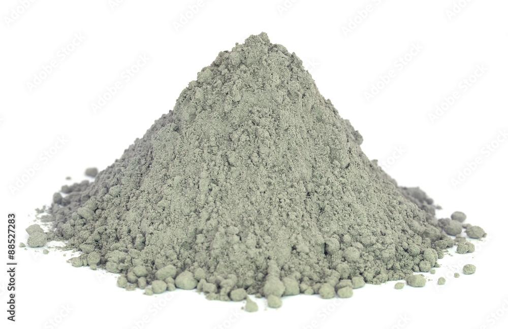 Fototapeta Grady cement powder