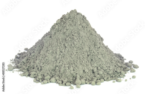 Photo  Grady cement powder