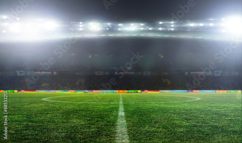 Photo  Soccer bal.football ..