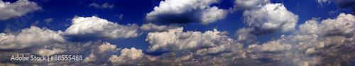 Fotografie, Obraz  Dark stormy clouds