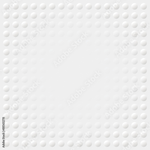 Fotografering  White abstract background vector.