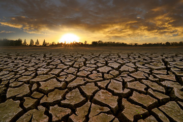 drought land under the sun