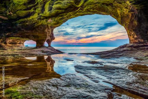 Fotografie, Obraz  Superior Cavern