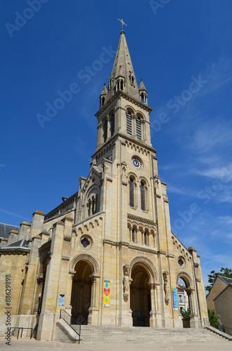 Photo Basilique Saint-Denys à Argenteuil (Val d'Oise - France)