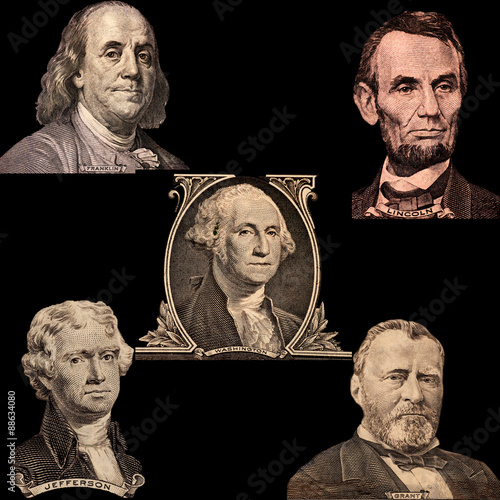 Photo  Portrait Presidents Of The United States