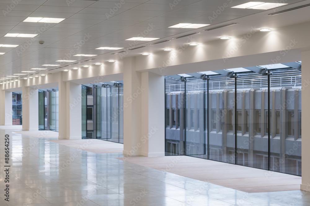 Fototapety, obrazy: Floor to ceiling windows