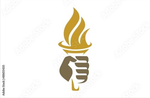 Cuadros en Lienzo Torch