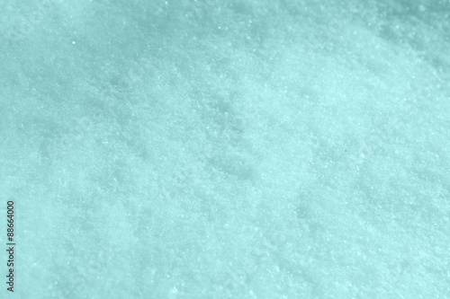 Printed kitchen splashbacks Glaciers snow as a background