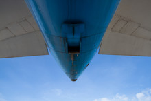 Tail Of Aircraft