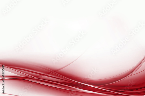 Foto op Plexiglas Abstract wave vague couleurs