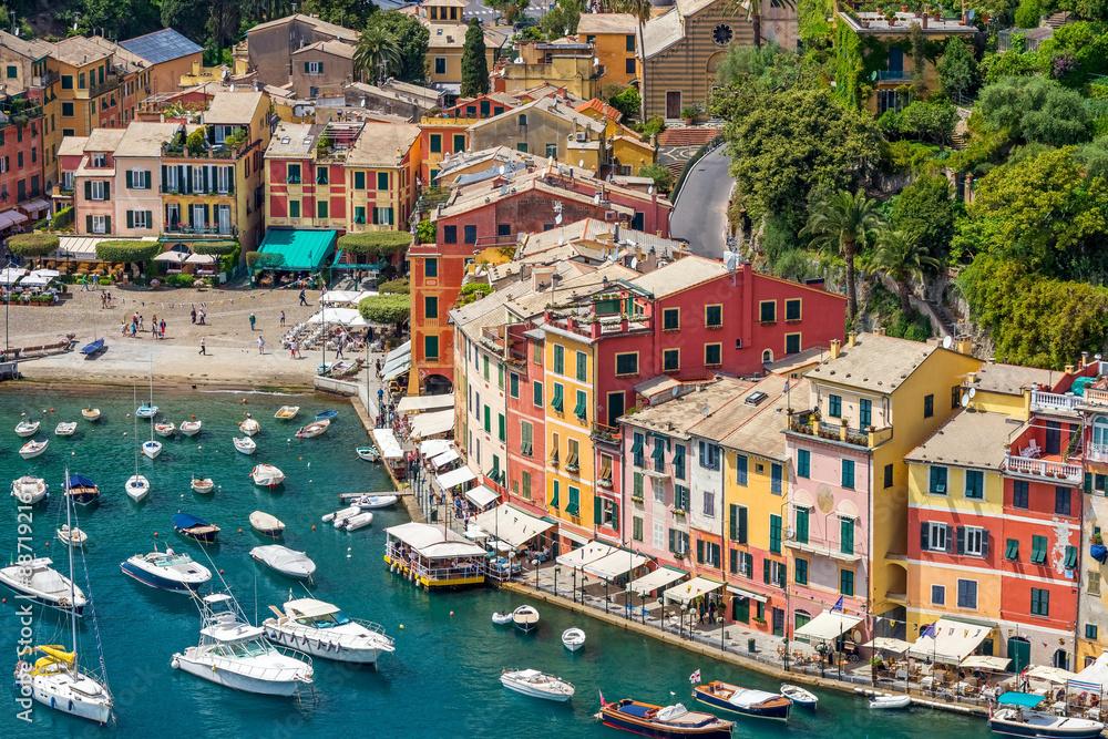 Fototapety, obrazy: Portofino